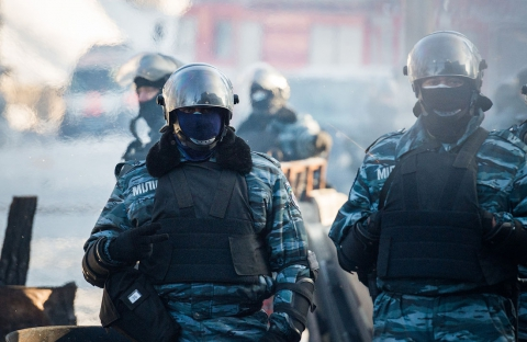 "ГПУ затримала екс-командира ""Беркута"", причетного до розгону Майдану"