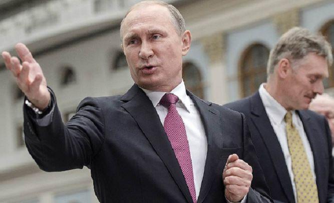 У Путина отреагировали на решение об автокефалии украинской церкви