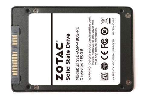 Zotac представила твердотільні накопичувачі ємністю до 480 Гбайт серії Premium SSD (3)