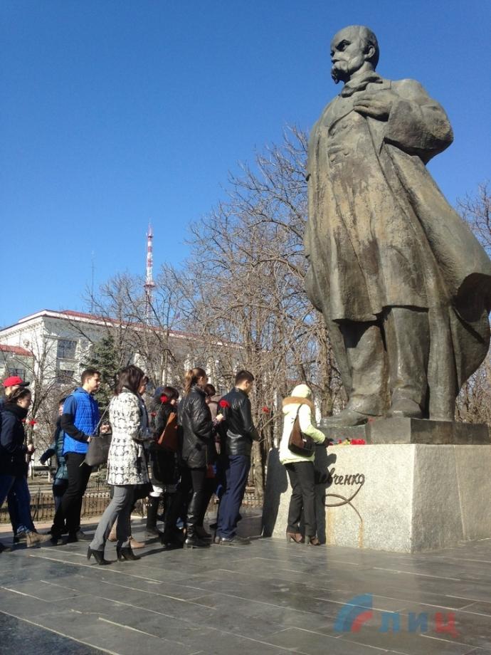 Боевики ЛНР попиарились на Шевченко: опубликованы фото (2)