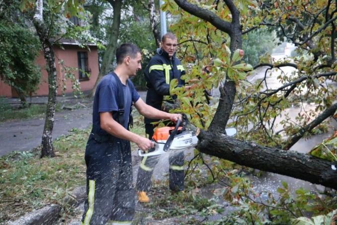 Потоп в Киеве: появились жуткие фото и видео затопленной столицы (2)