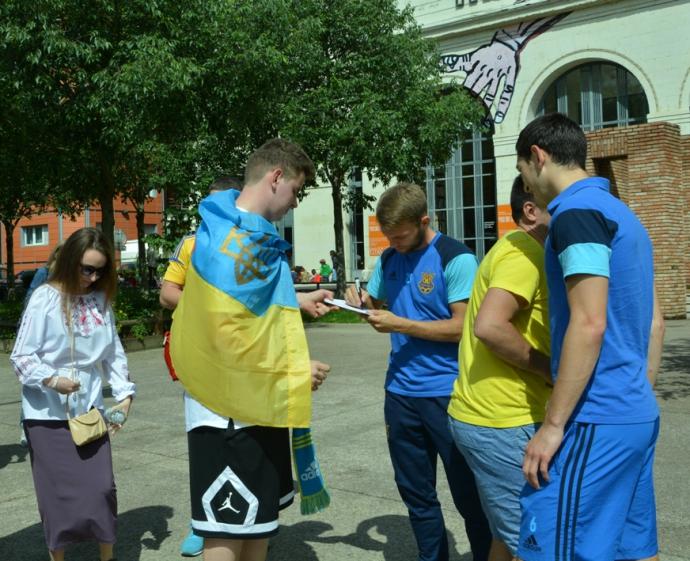 Україна - Північна Ірландія: онлайн трансляція матчу Євро-2016 (1)
