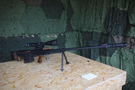 ВСУ отримає нову снайперську гвинтівку