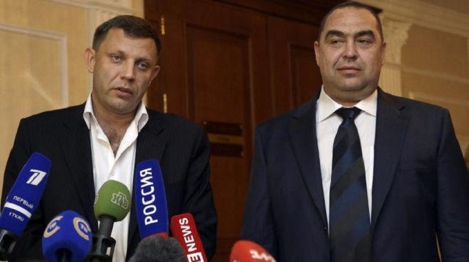 У МЗС зробили різку заяву щодо ватажків ДНР і ЛНР