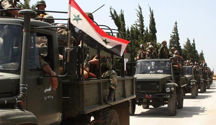 Оппозиция перешла в контрнаступление на силы Асада на севере Сирии