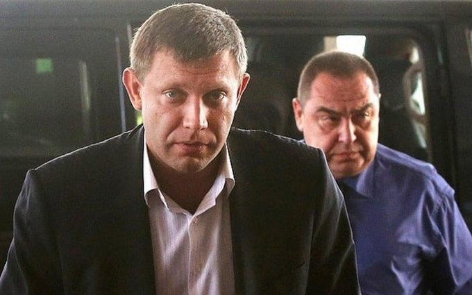 У мережі посміялися над візитом ватажка ДНР в лікарню до Плотницького
