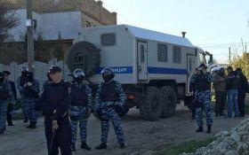 В анексованому Криму окупанти влаштували рейд по домівках кримських татар