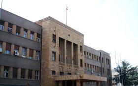 В парламенті Македонії знайшли вибухівку