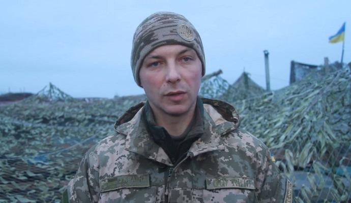 За прошедшие сутки боевики обстреляли позиции АТО 53 раза (видео)