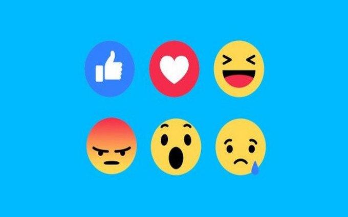 """Цукерберг назвал самый популярный """"смайл"""" в Facebook"""