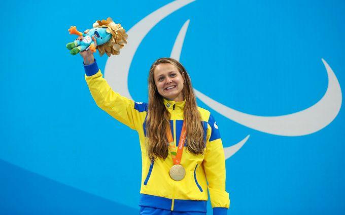 Україна увійшла до трійки кращих країн на Паралімпіаді-2016