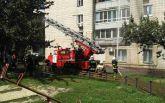 В жилом доме Киева произошел пожар, есть погибшие: появились фото