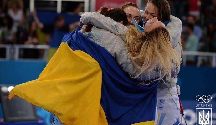Женская сборная по фехтованию выиграла Кубок мира у РФ