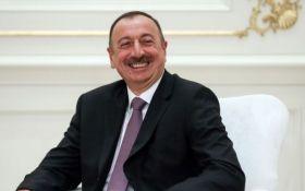 Алієв оголосив дострокові вибори президента в Азербайджані