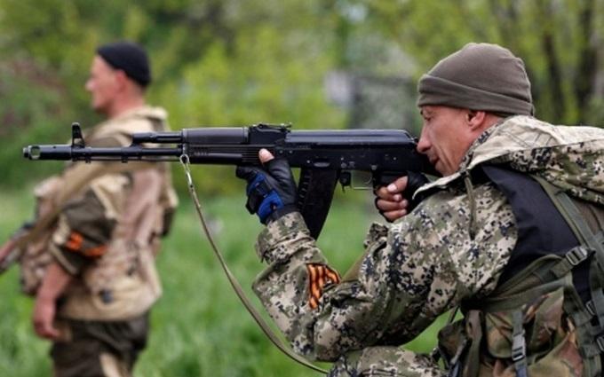 Боевики пошли в атаку на силы АТО в Марьинке