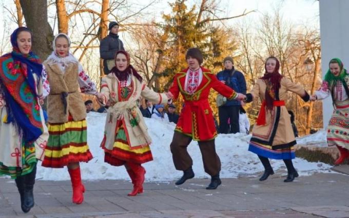13 января - в Украине отмечают праздник Маланки или Щедрый вечер (3)