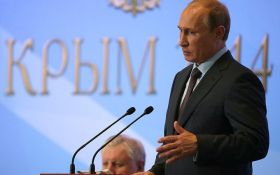 Путин снова открыто соврал насчет событий в Крыму
