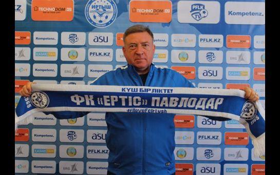 Офіційно. Український тренер підписався за кордоном