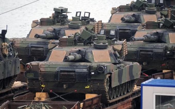 США дадуть Росії відповіть танковою бригадою: стали відомі подробиці