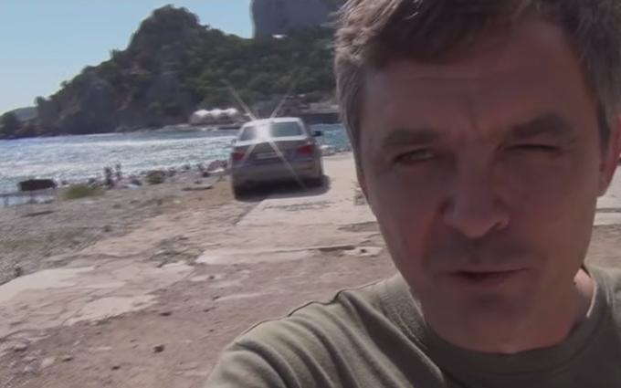 Більше не приїдемо: з'явилося відео з незадоволеними росіянами в Криму