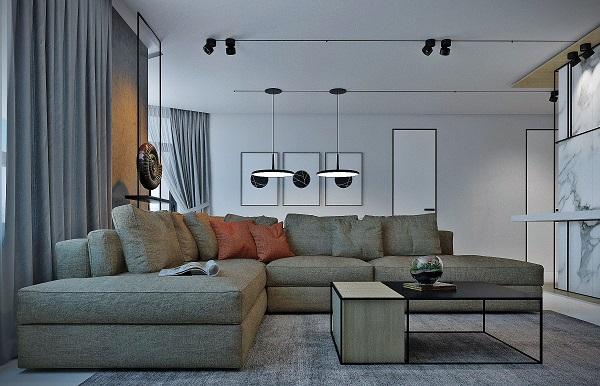 10 советов, как выбрать правильную расстановку мебели в малогабаритной квартире (6)