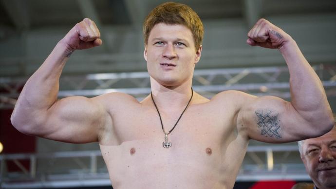 Поветкин сообщил о готовности драться с Уайлдером в США