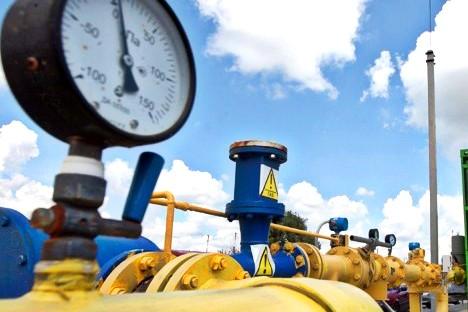 """""""Нафтогаз"""" планує до кінця жовтня закачати в ПСГ більше 17 млрд куб. м газу"""