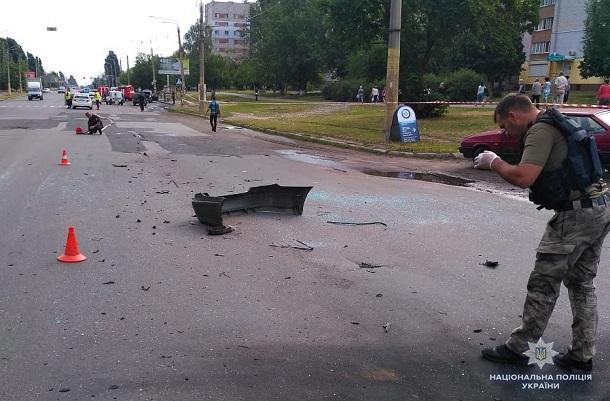 У Черкасах стався потужний вибух, загинув відомий бізнесмен: опубліковані фото (2)