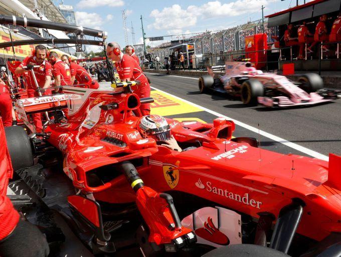 Пилоты Ferrari - победители Grand Prix Hungary 2017