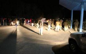 Конфлікт з Парасюком: поліція показала нове цікаве відео