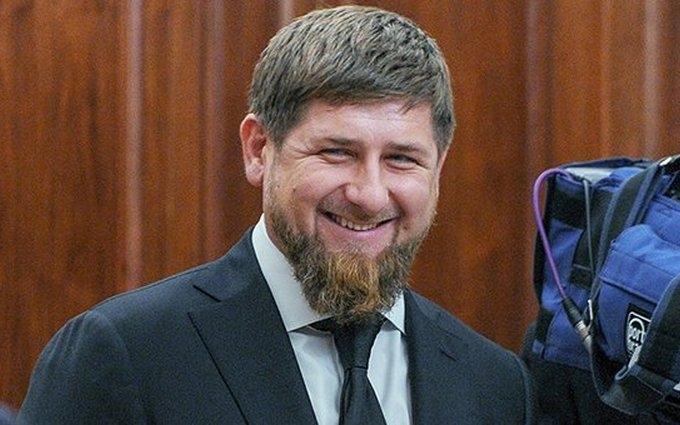 Кадыров похвастался видео с шикарной свадьбы племянника