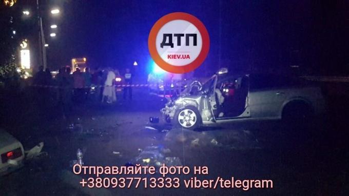 У страшній аварії під Києвом загинуло 6 осіб: з'явилися деталі і фото (1)