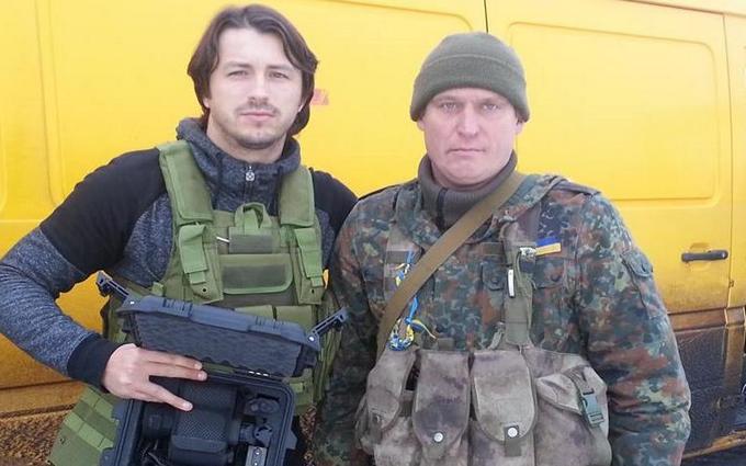 Известный шоумен стал народным героем Украины: опубликованы фото
