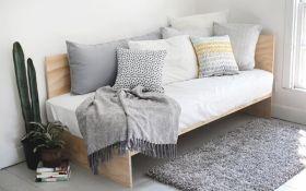 Стильный диван из фанеры, который вы сделаете за 1 день