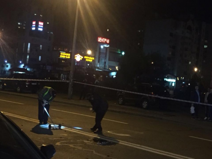 В Киеве произошел смертельный взрыв: появились фото и видео с места ЧП (2)