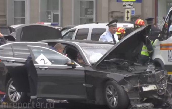 Загибель водія Путіна: західні ЗМІ видали сенсаційну версію