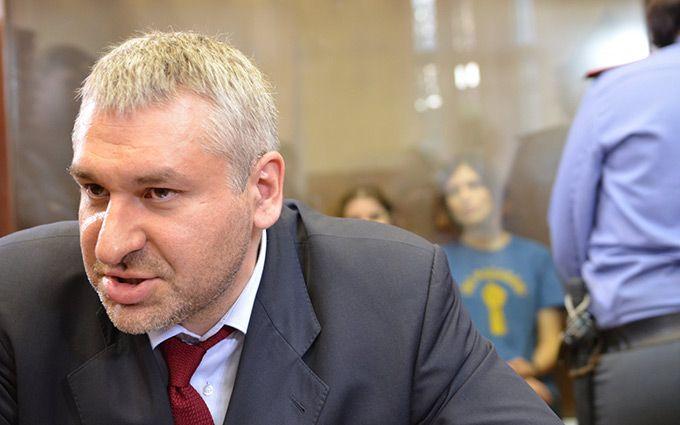 Екс-адвокат Савченко зробив заяву про нового в'язня Путіна