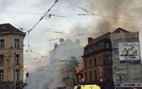 В жилом доме в Брюсселе случился взрыв, есть жертвы: появились фото и видео