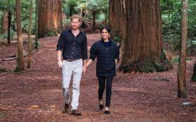 Вагітна Меган Маркл посеред сонячного лісу: принц Гаррі зробив неймовірний знімок дружини