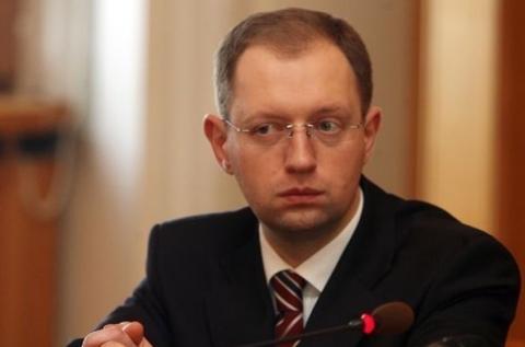 Яценюк рассказал, когда Тимошенко выйдет на свободу