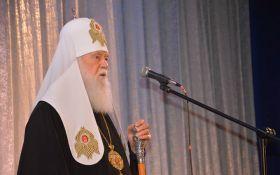 Патриарх Филарет: Путин думал захватить Одессу и Харьков, но не учел одной вещи
