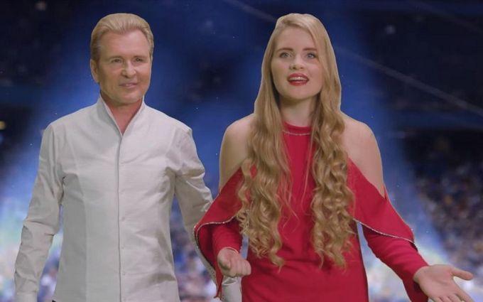 Очередной трэш: новый клип российского певца к ЧМ-2018 вызвал истерику в сети