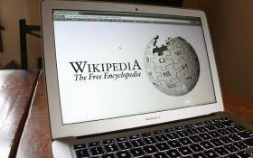 """Турция заблокировали доступ к """"Википедии"""""""