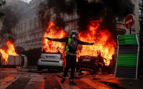 Россия стоит за протестами во Франции: у Путина нагло отреагировали на обвинения