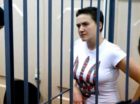 Савченко не увійшла до трійки фіналістів на отримання премії Сахарова