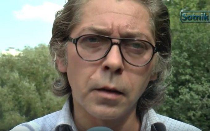 Нам не буде прощення: російський журналіст привітав Україну з Днем Незалежності