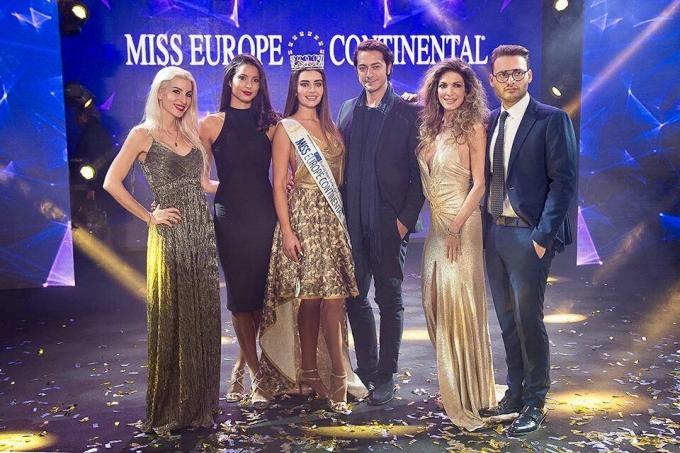 "В конкурсе ""Miss Europe Continental-2017"" победила украинка: появились фото (3)"