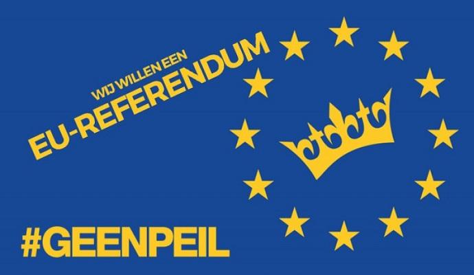 В Нидерландах расходы на референдум по ассоциации Украина-ЕС составят 30 млн евро