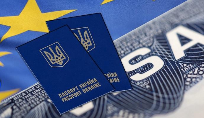 Большинство украинцев считают, что миграционный кризис повлияет на введение безвизового режима с ЕС