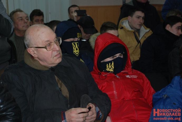 В Николаеве сорвали пропагандистскую акцию партии Медведчука: появились фото (9)